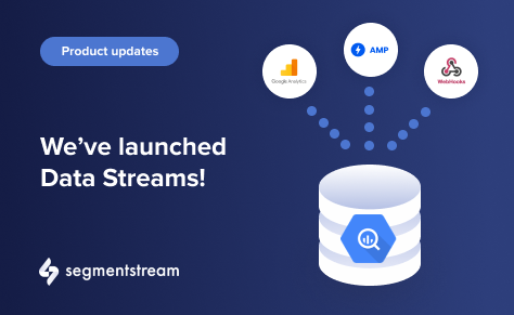 We've launched Data Streams!