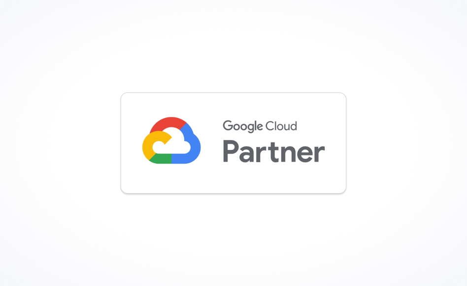 We became an official Google Cloud Platform Partner!