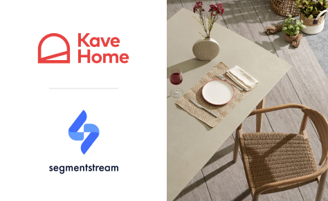 We are happy to welcome Kave Home to our SegmentStream family of customers!