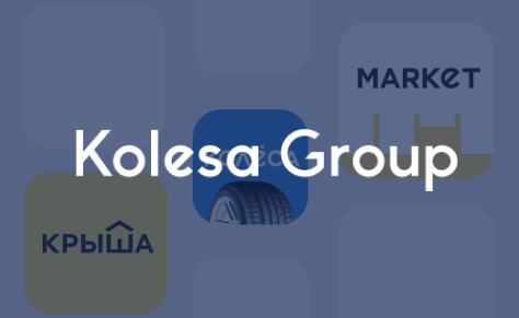 We are happy to share our new success story with Kolesa Group!